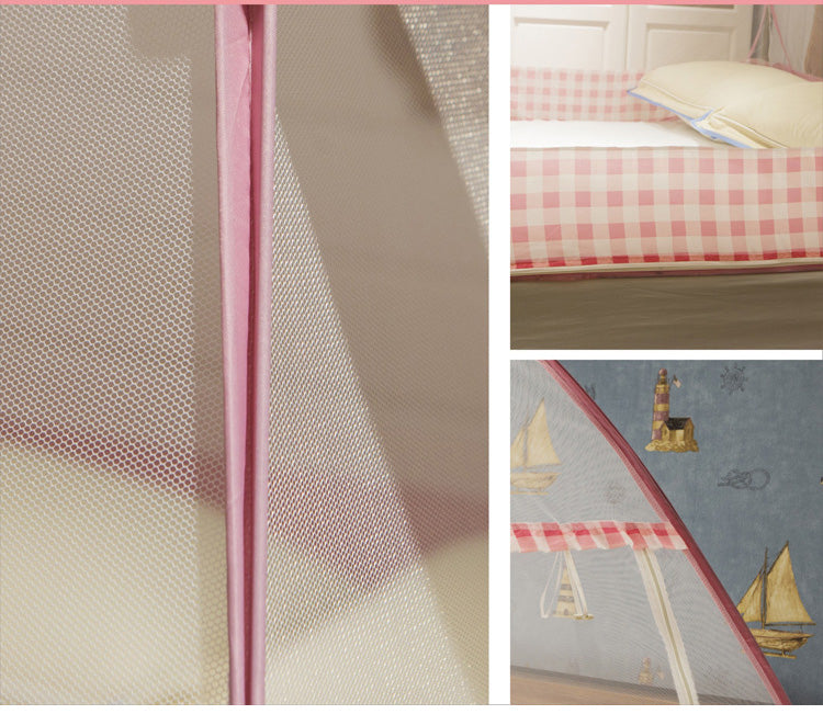 Folding Free Stand Single Door Mosquito Net