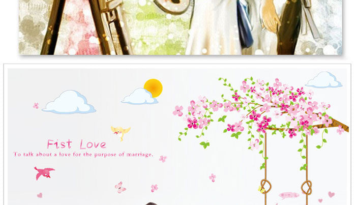 Fist Love Wall Stickers in BD