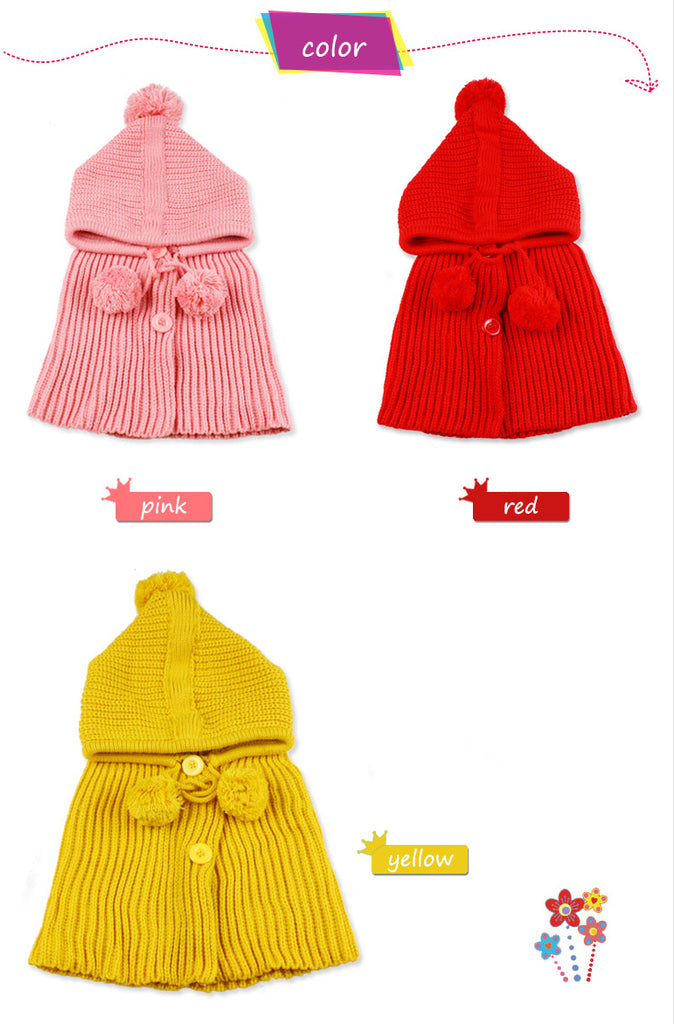 Infant Knitted Cap