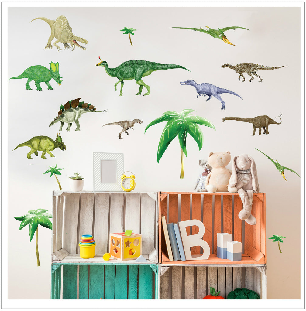 Dinosaur Wall Stickers Collection in BD