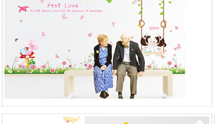 Love Wall Stickers Available in BD