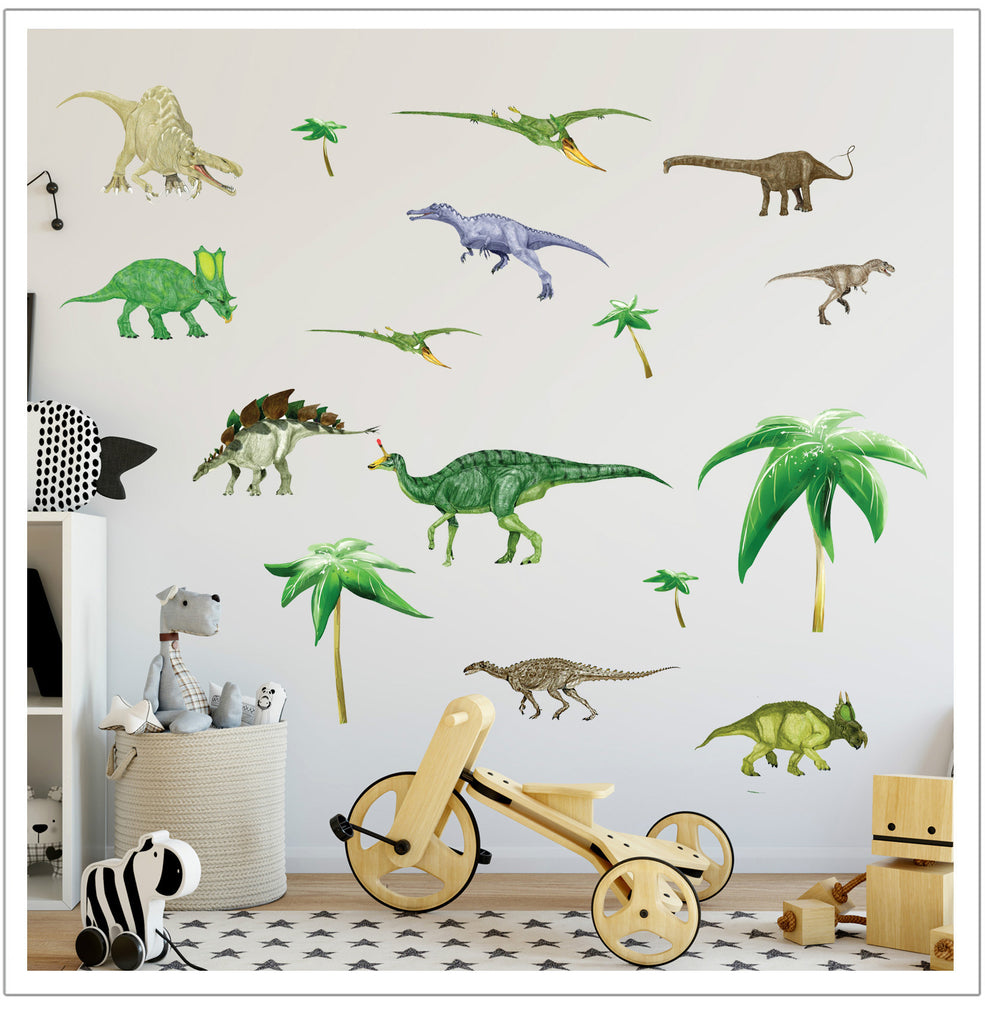 Dinosaur Wall Stickers in BD