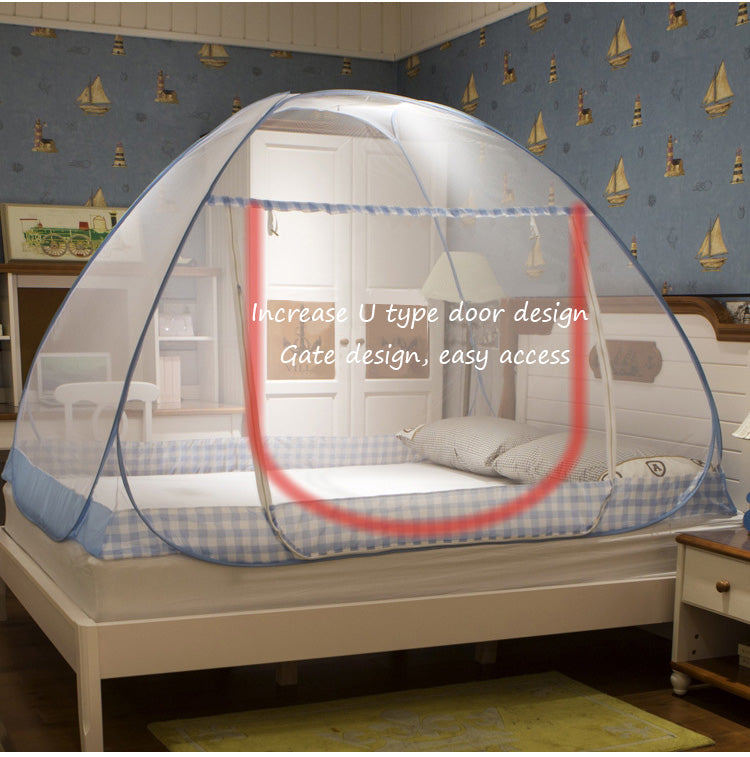Folding Stand High Quality Single Door Mosquito Net in BD