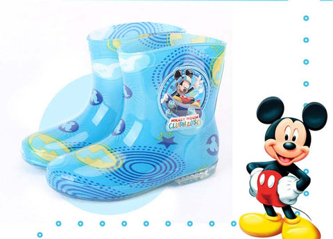 Mickey Mouse Children Rain Boot