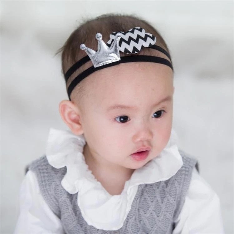 Baby Double Crowned Hair Band Collection in BD