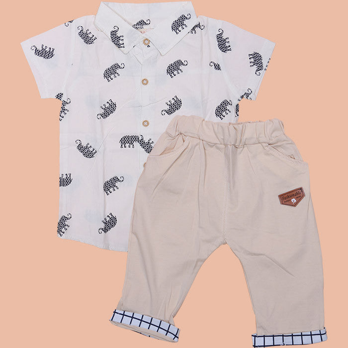 t-shirt and pant for boys