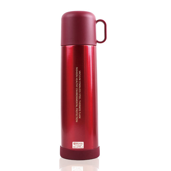 Vacuum Stainless Steel Thermos Flask Price in Online