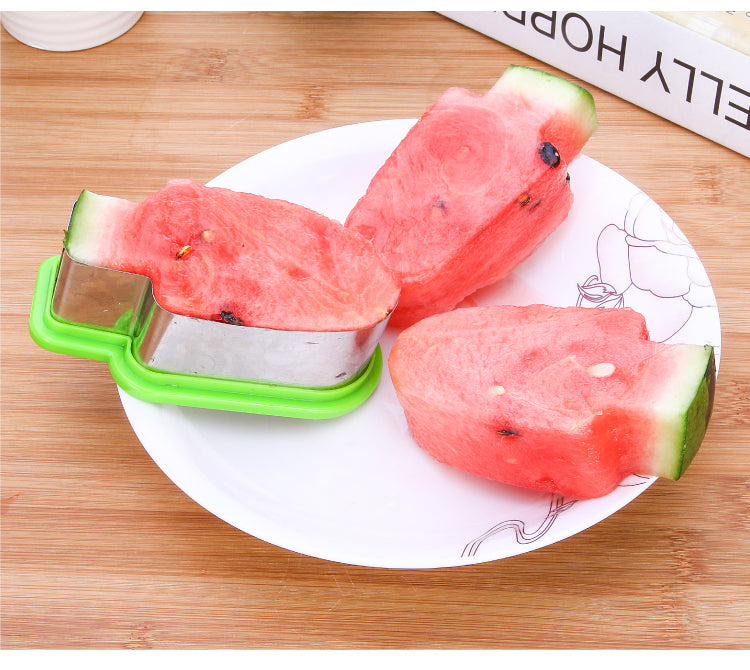 Popsicle Model Shape Watermelon Slicer in Online