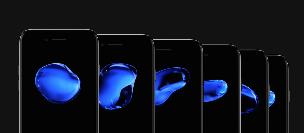 apple iPhone 7 Plus black in bd price