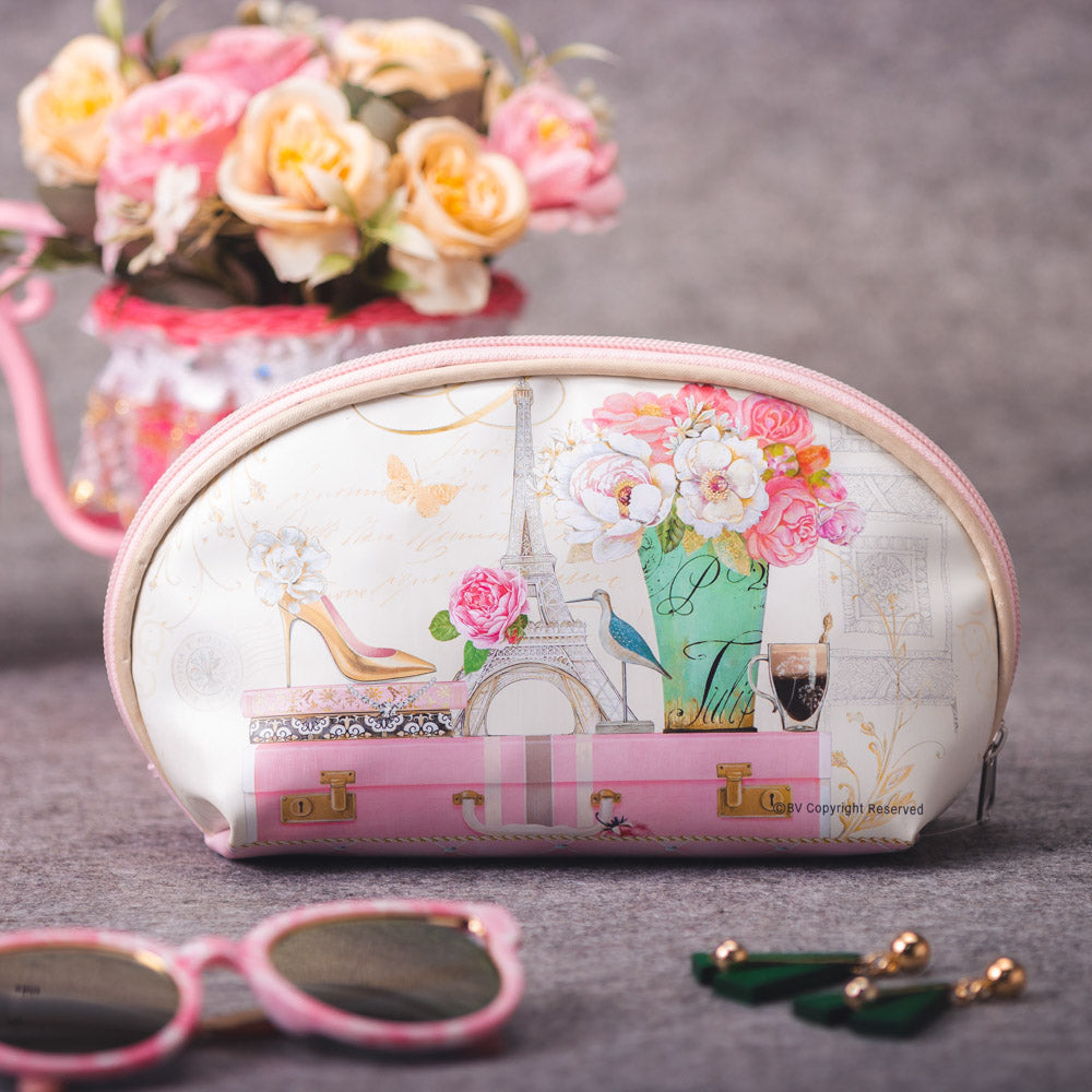 Portable Travel Cosmetic Storage Bag Price in Online