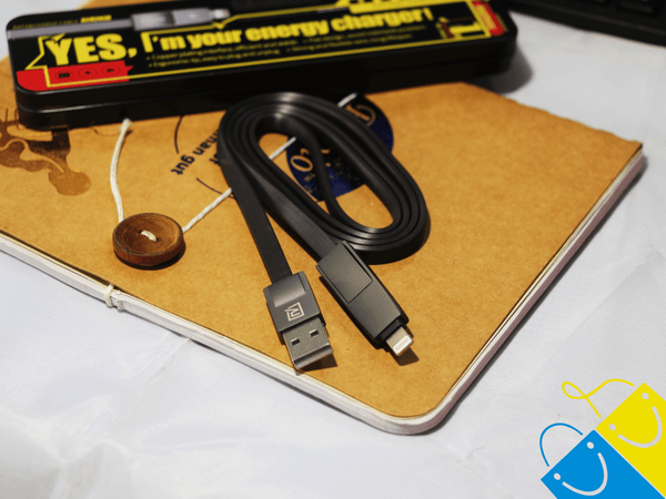 USB Cable 2-in-1