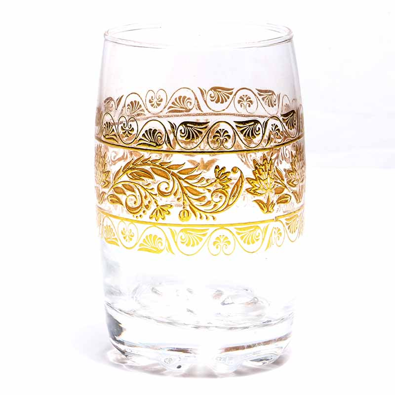 Exclusive Gorgeous Design Water Glass in Jadroo