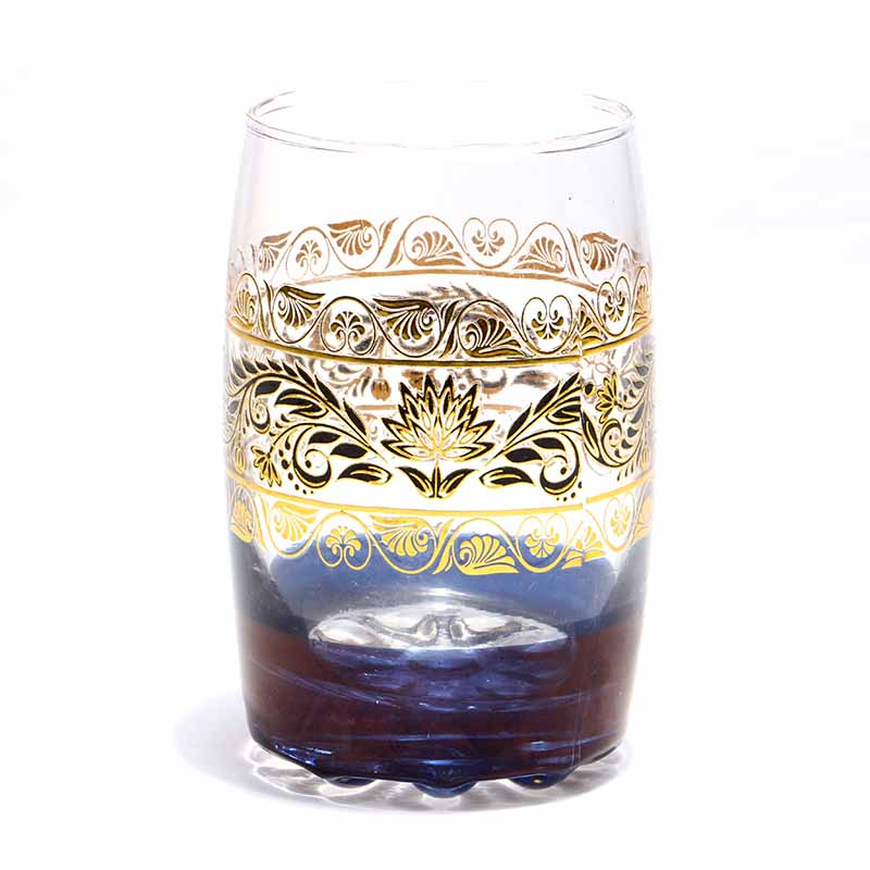 Colorful Design 6 PCs  Glass Set