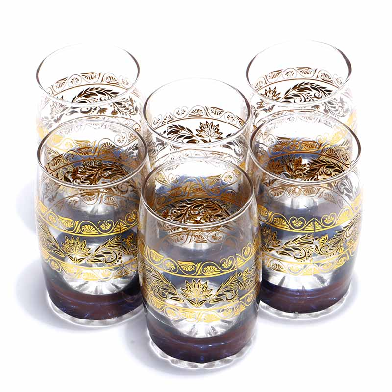6 PCs  Glass Set Price in BD