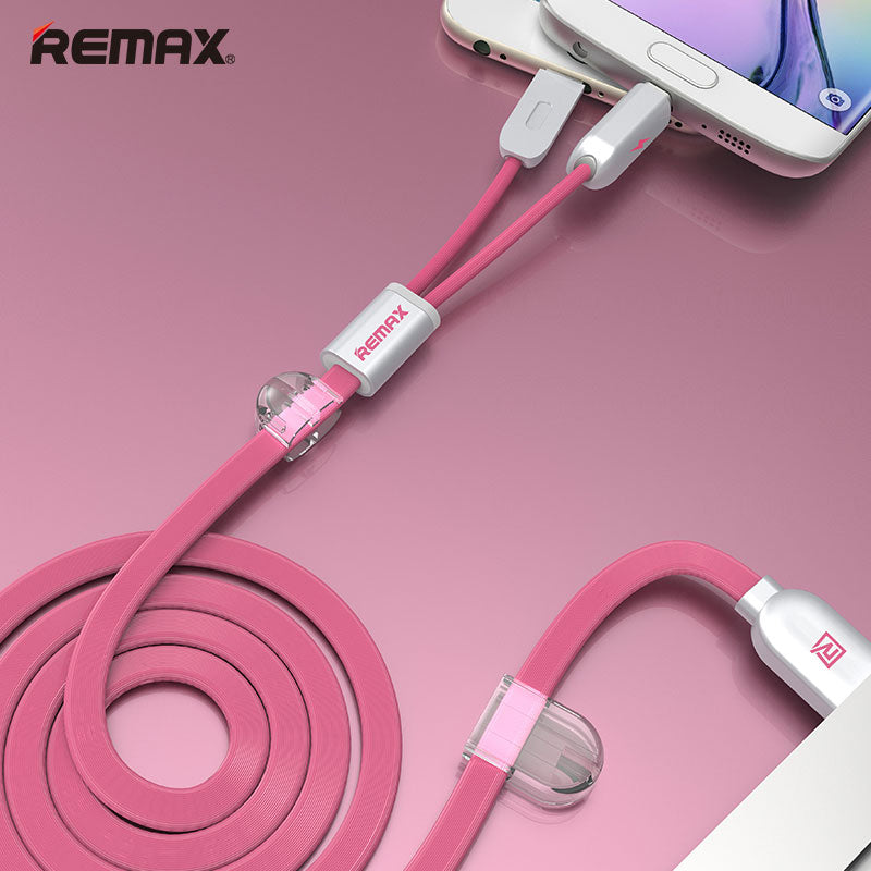 REMAX 2 In 1 USB Cable