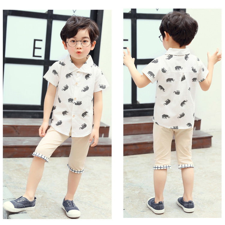 Best t-shirt and pant for boys shop in BD