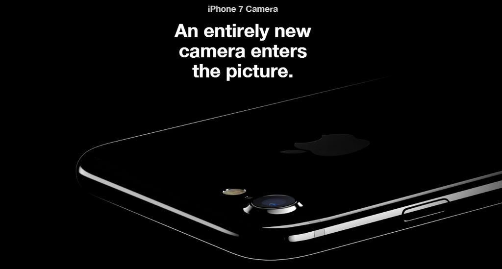 iphone 7 black camera
