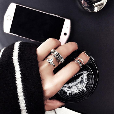 FASHION RINGS SET