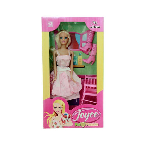 Barbie Doll Joyce, Toys for Kids