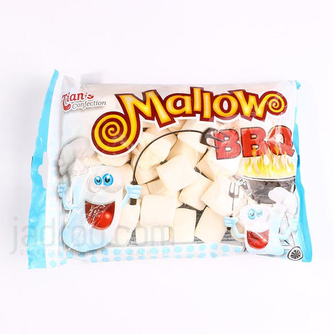TIANS MALLOW BBQ WHITE MARSHMALLOW 225 GM