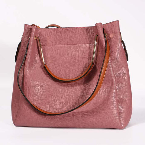 LADY BAGS,FASHION BAGS,2 IN 1 BAGS