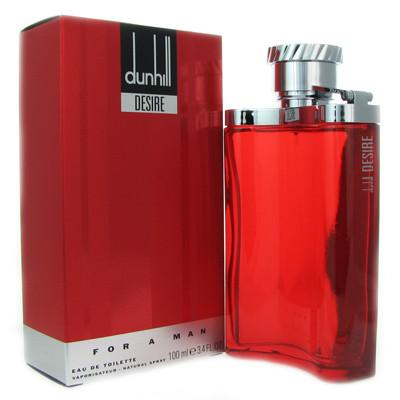 Original Perfume, Desire Red Alfred Dunhill 3.4 EDT Cologne Spray Men
