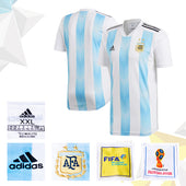 ARGENTINA JERSEY (HOME)