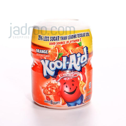 KOOL AID TANG ORANGE 538 GM
