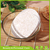 Nutshell Element Facial Cleaning Sponge