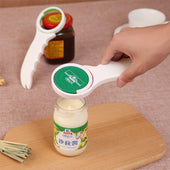 PLASTIC CAN OPENER,MULTI FUNCTIONAL OPENER