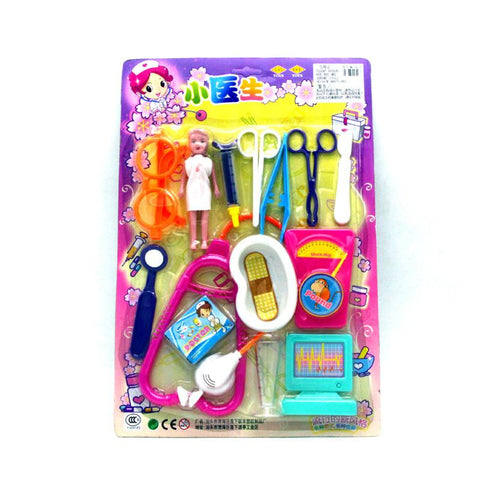 Doctor Play-set,Toy doctor kit,Pretend play toys for girls and boys