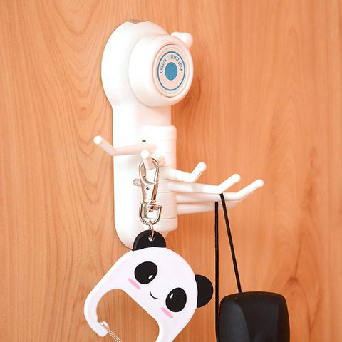 PLASTIC HOOK,POWERFUL TRACELESS HOOK,KITCHEN HOOK