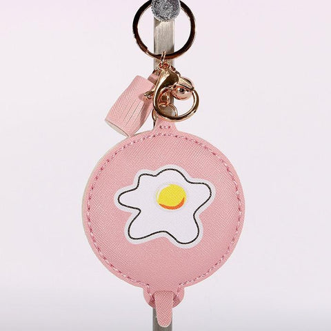 Key Chain,Key Ring With Mirror