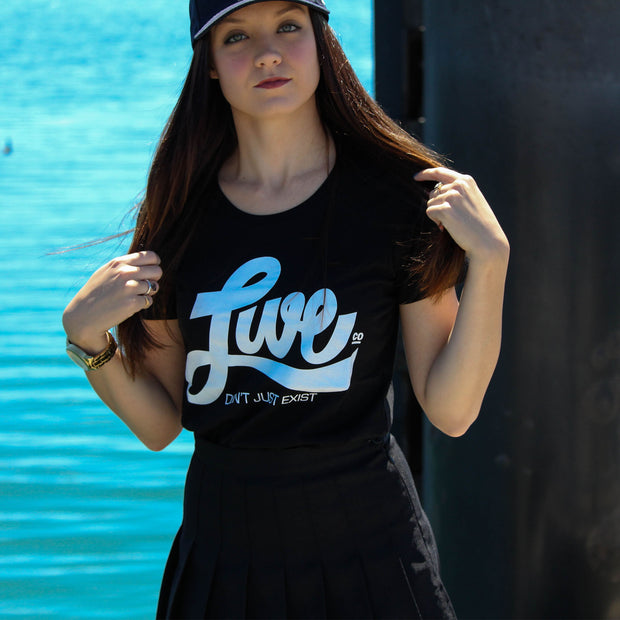 Black LiveCo. T-Shirt