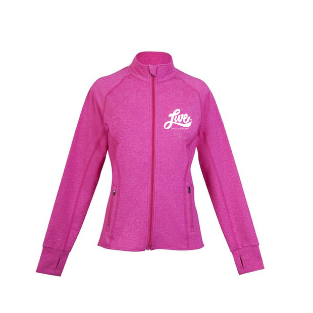 Pink LiveCo. Active Jacket