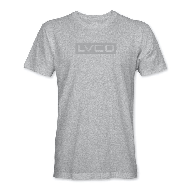 Grey on Grey LVCO T-Shirt
