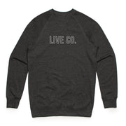 Male Asphalt Crew Neck