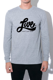 Grey LiveCo. Long Sleeve