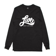 Black LiveCo. Long Sleeve