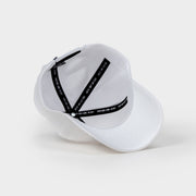 White Signature series Baseball Cap