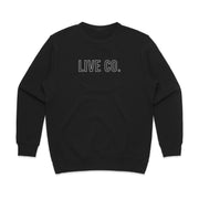 Black Female Crew Neck