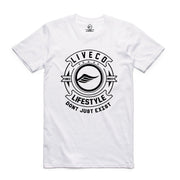 White Lifestyle T-Shirt