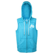 Crystal Blue LiveCo. Sleeveless Hoodie