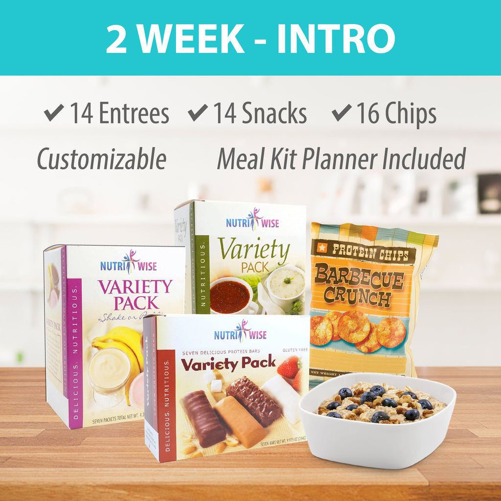 INTRO - High Protein Meal Plan (2-Week) - NutriWise