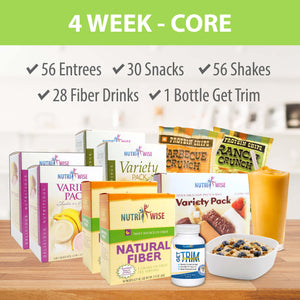CORE Custom - High Protein Meal Plan (4-Week)