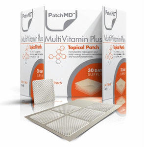 PatchMD - MultiVitamin Plus Topical Patch (30-Day Supply) - Vitamins & Supplements
