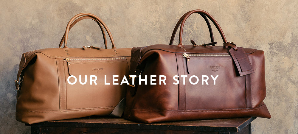 Our Leather Story