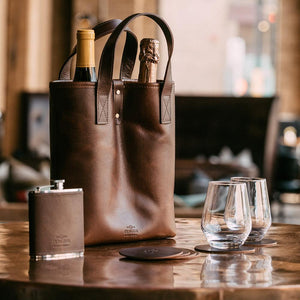 Wine Tote - Double Bottle