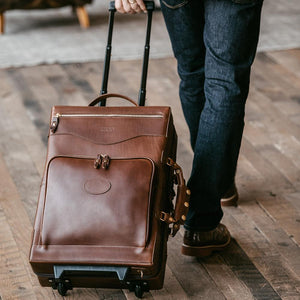 Rolling Pullman Carry-On Luggage