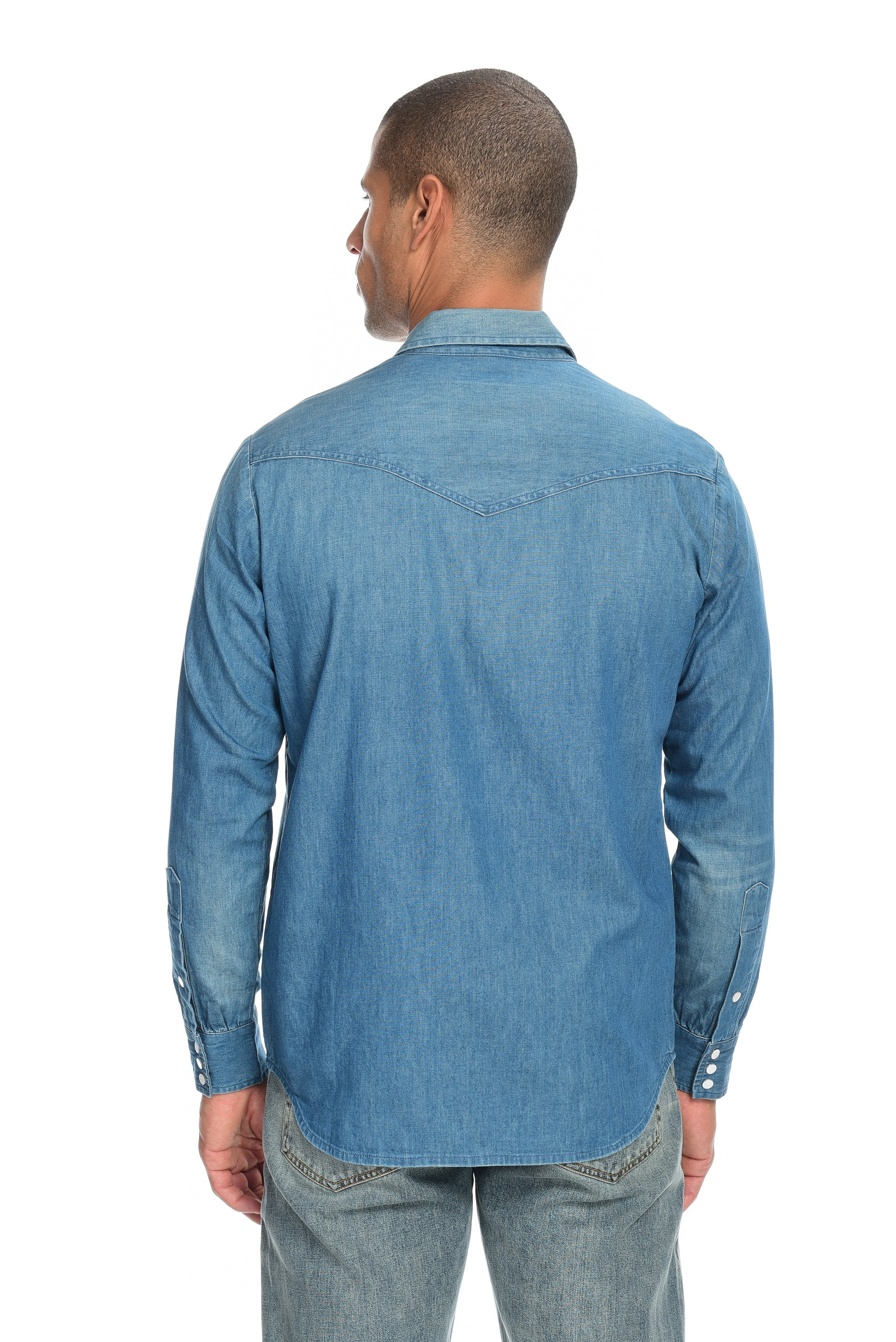 Denim Shirt Men's
